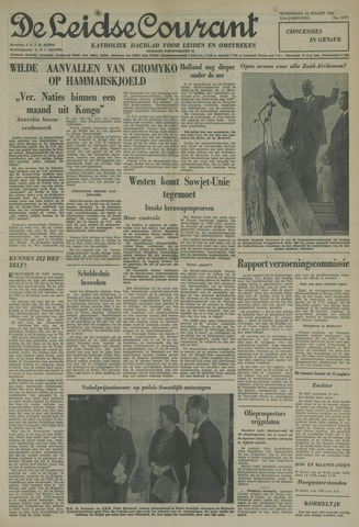 Leidse Courant 1961-03-22