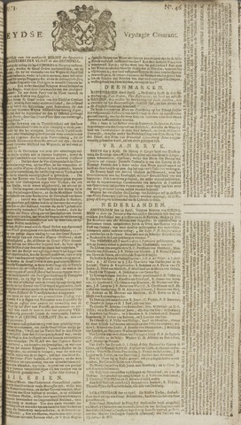 Leydse Courant 1773-04-16