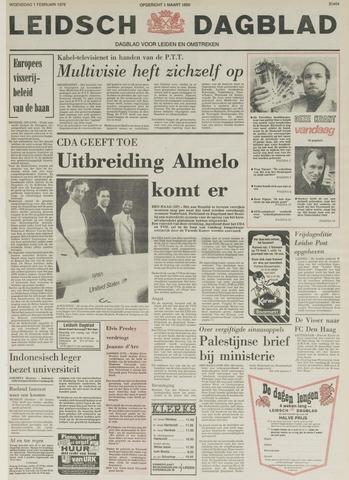 Leidsch Dagblad 1978-02-01