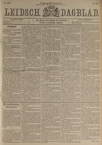 Leidsch Dagblad 1897-10-22