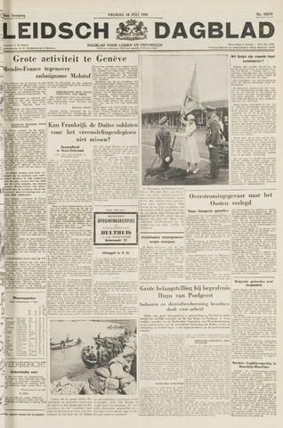 Leidsch Dagblad 1954-07-16