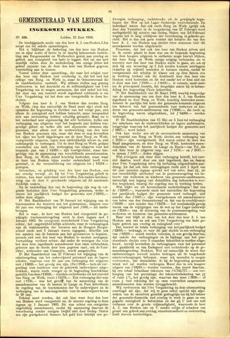 Handelingen van de Raad 1902-06-23