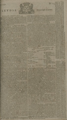 Leydse Courant 1740-10-12