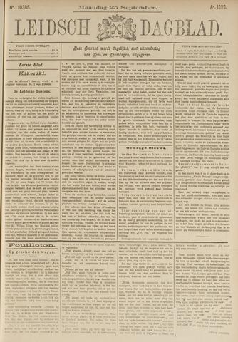 Leidsch Dagblad 1893-09-25