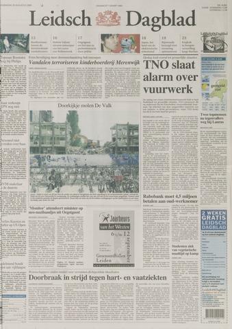 Leidsch Dagblad 2000-08-30