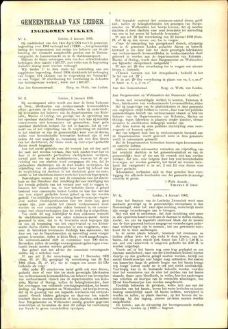 Handelingen van de Raad 1905-01-02
