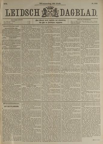 Leidsch Dagblad 1896-07-29