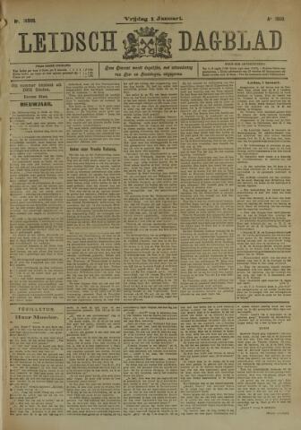 Leidsch Dagblad 1909