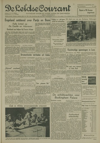 Leidse Courant 1959-08-12