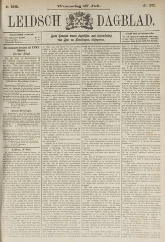 Leidsch Dagblad 1892-07-27