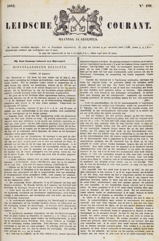 Leydse Courant 1882-08-14