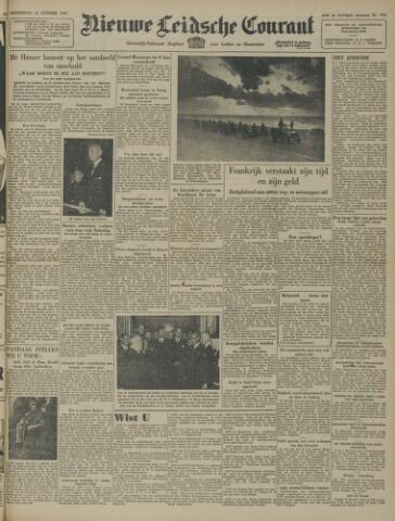 Nieuwe Leidsche Courant 1947-10-16