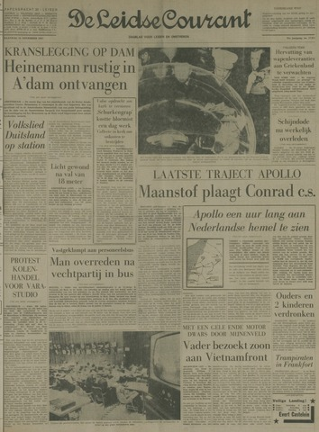 Leidse Courant 1969-11-24