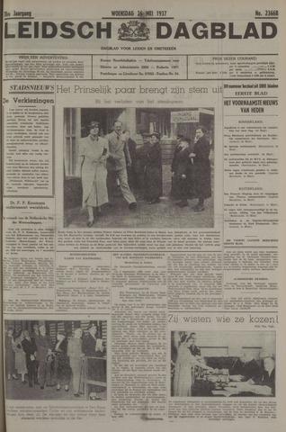 Leidsch Dagblad 1937-05-26