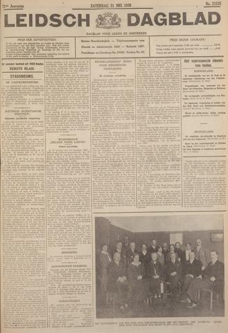 Leidsch Dagblad 1930-05-31