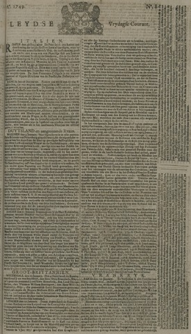 Leydse Courant 1749-01-17