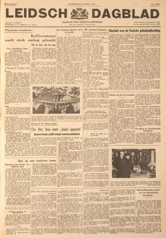 Leidsch Dagblad 1947-04-10
