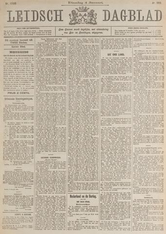 Leidsch Dagblad 1916-01-04