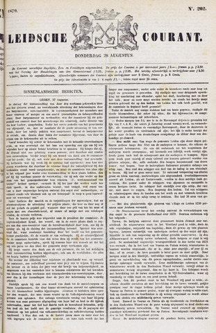 Leydse Courant 1879-08-28