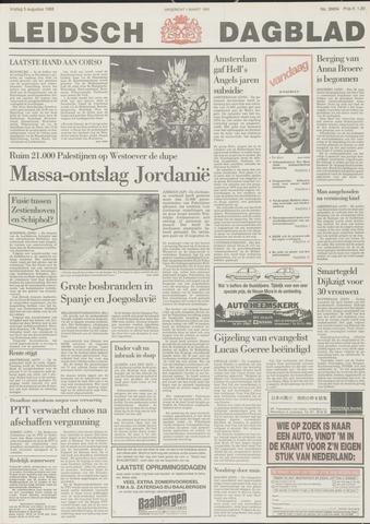Leidsch Dagblad 1988-08-05