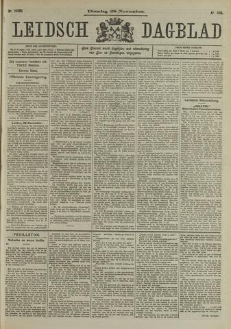 Leidsch Dagblad 1911-11-28
