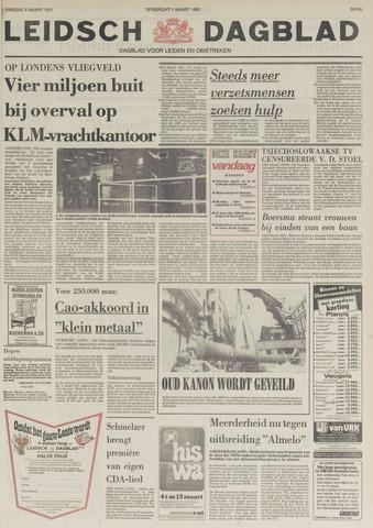 Leidsch Dagblad 1977-03-08