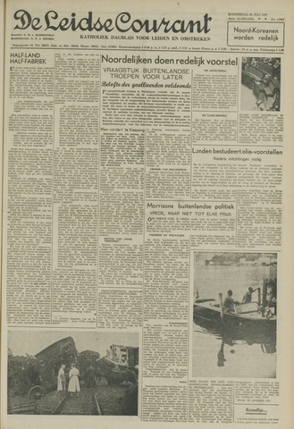 Leidse Courant 1951-07-26