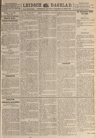 Leidsch Dagblad 1921-06-14