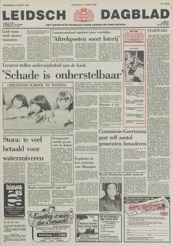 Leidsch Dagblad 1985-03-07