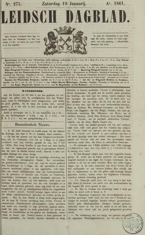 Leidsch Dagblad 1861-01-19