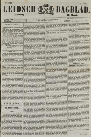 Leidsch Dagblad 1873-03-22