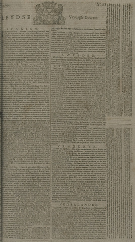 Leydse Courant 1744-06-05