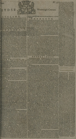 Leydse Courant 1744-04-15