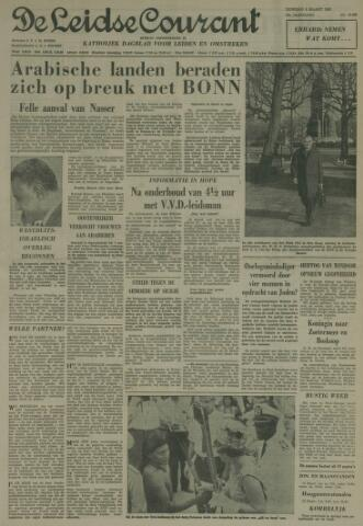 Leidse Courant 1965-03-09