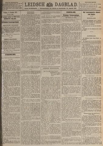 Leidsch Dagblad 1921-10-21