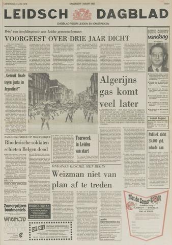 Leidsch Dagblad 1978-06-24