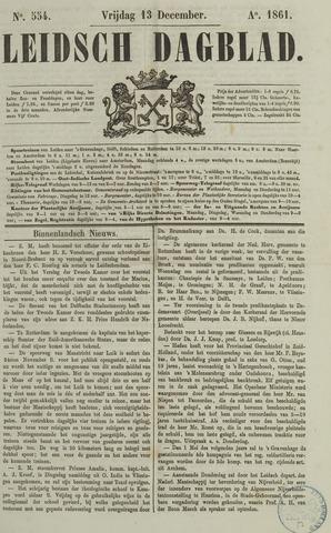 Leidsch Dagblad 1861-12-13