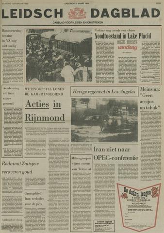 Leidsch Dagblad 1980-02-18