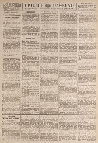 Leidsch Dagblad 1919-08-11