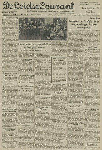 Leidse Courant 1949-12-21