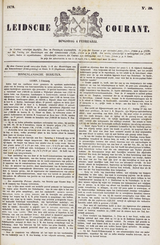 Leydse Courant 1879-02-04