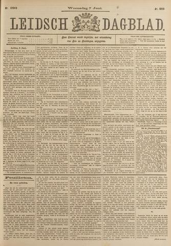 Leidsch Dagblad 1899-06-07