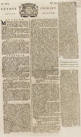 Leydse Courant 1814-12-16