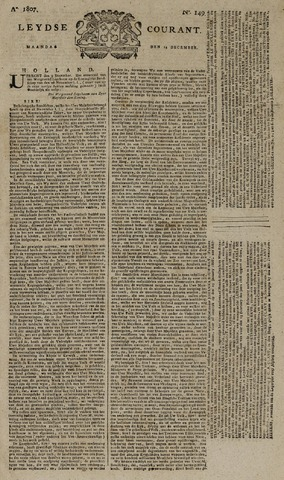 Leydse Courant 1807-12-14