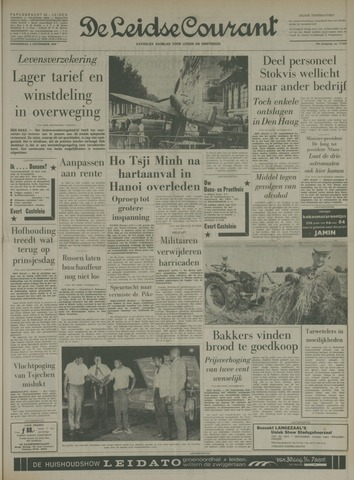 Leidse Courant 1969-09-04
