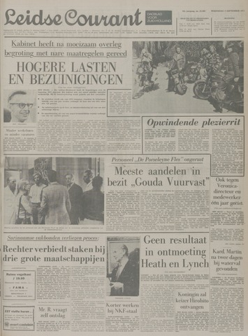Leidse Courant 1971-09-08