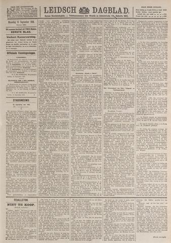 Leidsch Dagblad 1919-09-15