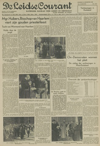 Leidse Courant 1949-08-16