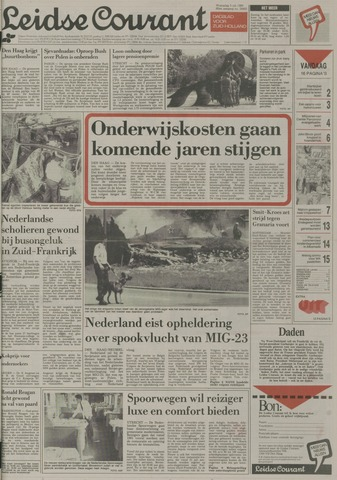 Leidse Courant 1989-07-05