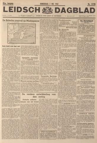 Leidsch Dagblad 1942-05-07